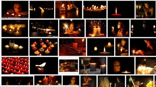Google candlelight photography