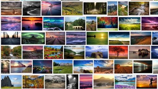 Google landscape