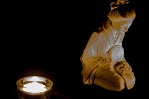 _MG_2391Geisha and candle