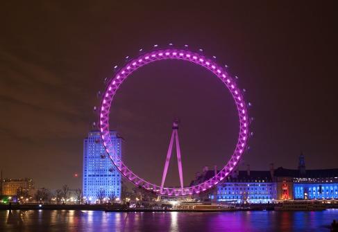 Wheel pink